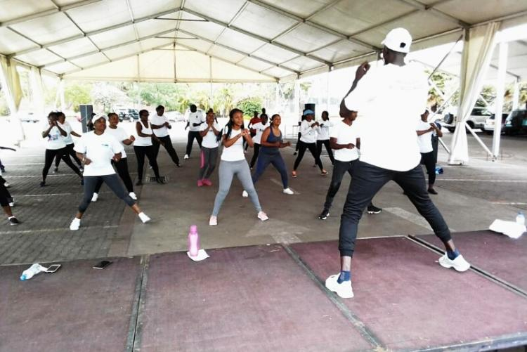 ZOUAA Harare Chapter holds wellness day