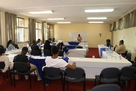 Harare Regional Campus rules roost in debate competitions